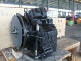 Boite à vitesse hydraulique